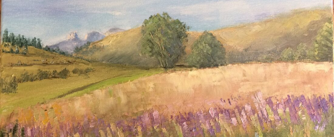 Hettinger Ágnes festményei